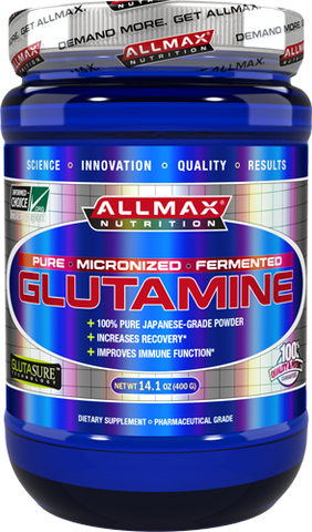 Micronized Glutamine - 1000g - Allmax Nutrition - Health & Body Nutrition