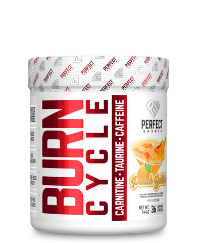 Burn Cycle - Perfect Sports - 144g - Bonus Size - 36 servings - Health & Body Nutrition