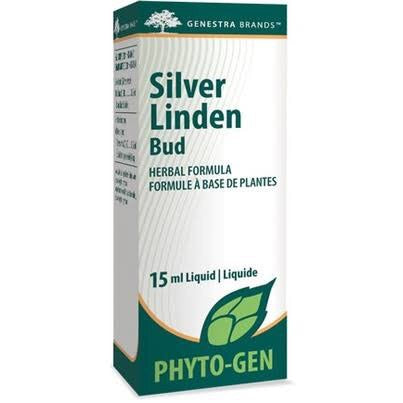 Silver Linden Bud - 15ml - Genestra - Health & Body Nutrition