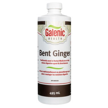 Bent Ginger - 495ml - Galenic Health - Health & Body Nutrition