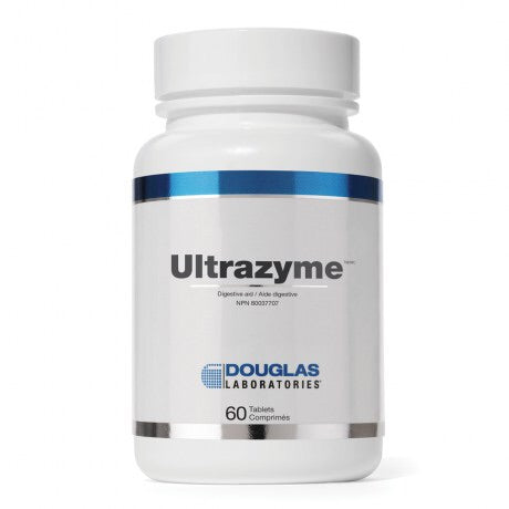 Ultrazyme - 60tabs - Douglas Labratories - Health & Body Nutrition