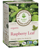 Organic Raspberry Leaf Tea - 20bags - Traditional Medicinals - Health & Body Nutrition
