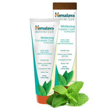 Whitening Complete Care Toothpaste Mint - 150ml - Himalaya