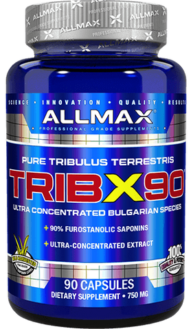 TribX90 - 750mg - 90caps - Allmax - Health & Body Nutrition