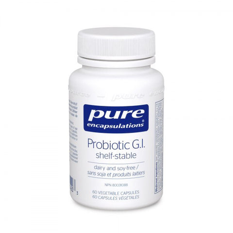 Probiotic G.I. - 60vcaps - Pure Encapsulations - Health & Body Nutrition