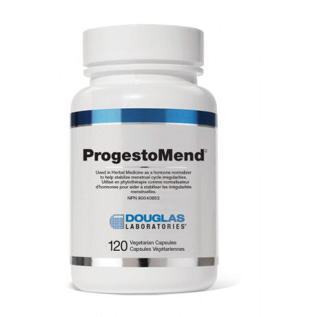 Progesto-Mend - 120vcaps - Douglas Labratories - Health & Body Nutrition