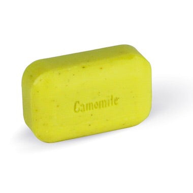 Camomile Bar Soap - 110g - The Soap Works - Health & Body Nutrition