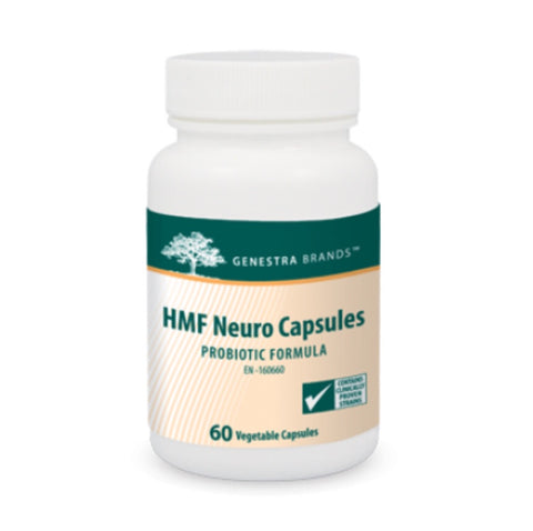 HMF Neuro Capsules - 60vcaps - Genestra - Health & Body Nutrition