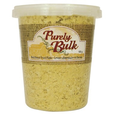 Nutritional Yeast Flakes - 180g - Purely Bulk - Health & Body Nutrition