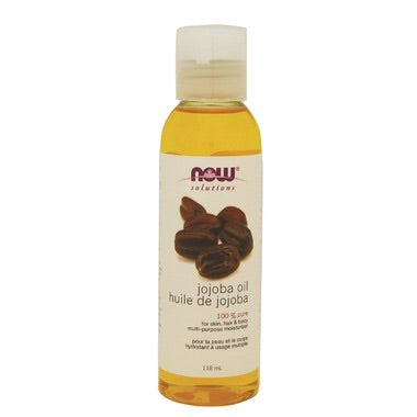 Jojoba Oil - Now - Health & Body Nutrition