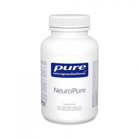 NeuroPure - 120vcaps - Pure Encapsulations - Health & Body Nutrition