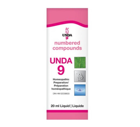 Unda #9 - 20ml - Unda - Health & Body Nutrition