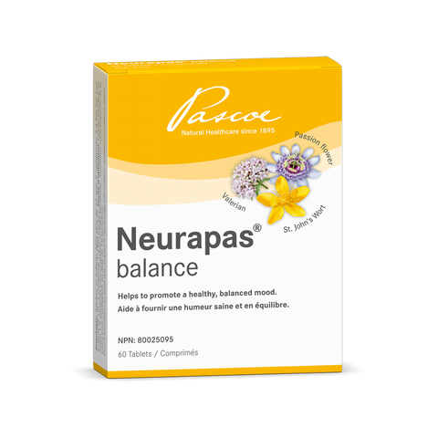 Neurapas Balance - 60tabs - Pascoe - Health & Body Nutrition