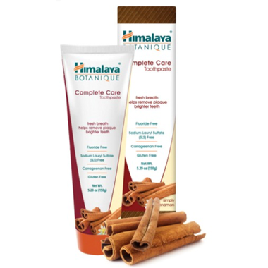 Complete Care Toothpaste Cinnamon - 150ml - Himalaya - Health & Body Nutrition