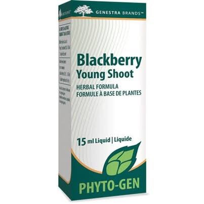 Blackberry Young Shoot - 15ml - Genestra - Health & Body Nutrition
