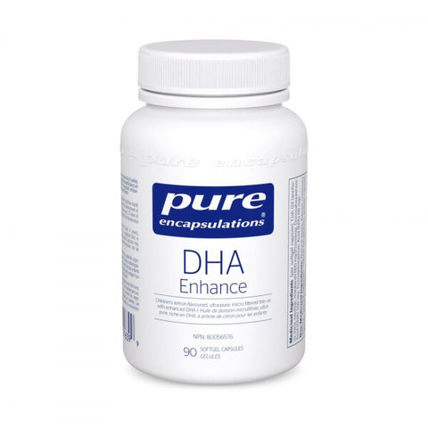 DHA Enhance - 90gels - Pure Encapsulations - Health & Body Nutrition
