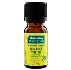 Tea Tree Essential Oil - 10ml - Thursday Plantation - Health & Body Nutrition