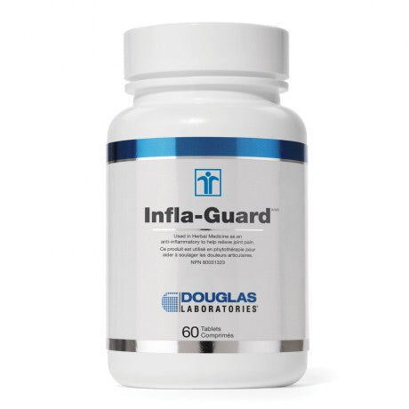Infla-Guard - 60tabs - Douglas Labratories - Health & Body Nutrition