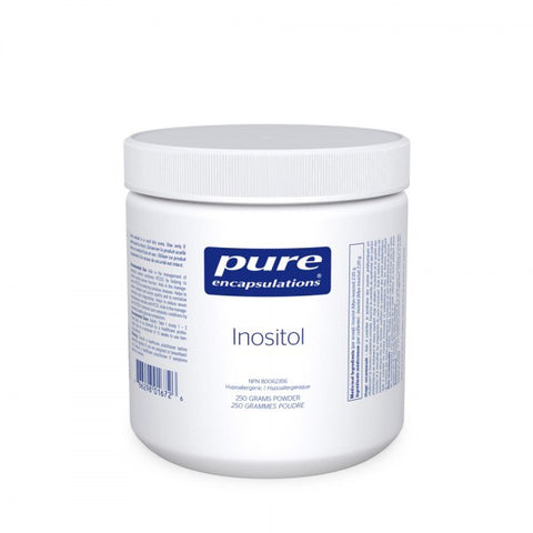 Inositol - 250g - Pure Encapsulations - Health & Body Nutrition