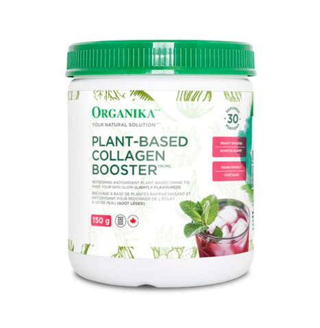 Plant Based Collagen Booster - 150g - Organika - Health & Body Nutrition