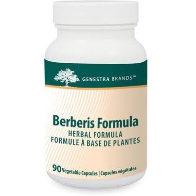 Berberis Formula - 90vcaps - Genestra - Health & Body Nutrition