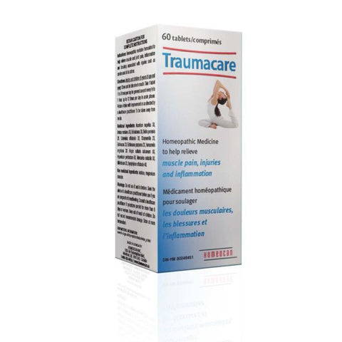 Traumacare - 60tabs - Homeocan - Health & Body Nutrition