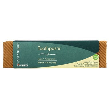 Neem & Pomegranate Toothpaste - 150g - Himalaya - Health & Body Nutrition