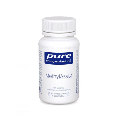 MethylAssist - 90vcaps - Pure Encapsulations - Health & Body Nutrition