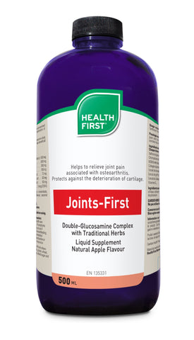 Joints-First - Natural Apple Flavour - 500ml - Health First - Health & Body Nutrition