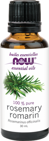 Rosemary Essential Oil - 30ml - Now - Health & Body Nutrition