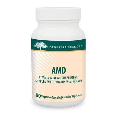 AMD - 90vcaps - Genestra - Health & Body Nutrition