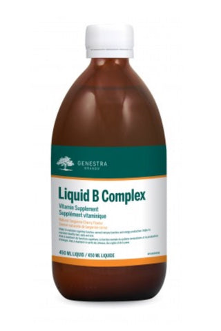 Liquid B Complex - 450ml - Genestra - Health & Body Nutrition