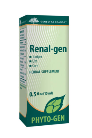Renal-gen - 15ml - Genestra - Health & Body Nutrition