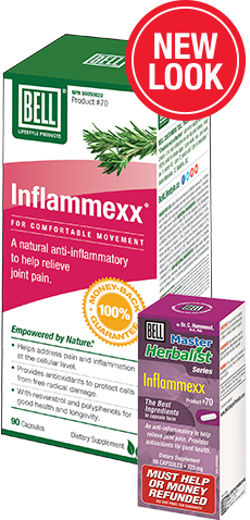 Inflammexx - 90caps - Bell - Health & Body Nutrition