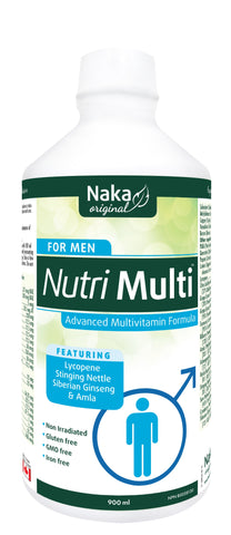 Nutri Multi For Men - 900ml - Naka - Health & Body Nutrition