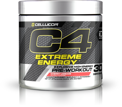 C4 Extreme Energy Pre-Workout - 30servings - Cellucor - Health & Body Nutrition