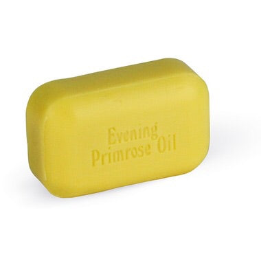 Evening Primrose Bar Soap - 110g - The Soap Works - Health & Body Nutrition