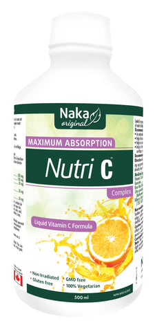 Nutri C - 500ml - Naka - Health & Body Nutrition
