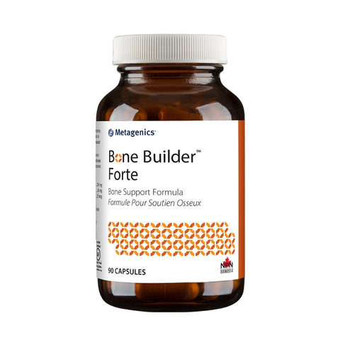 Bone Builder Forte - 90tabs - Metagenics - Health & Body Nutrition