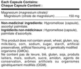 Magnesium Citrate - 90vcaps - Douglas Labratories - Health & Body Nutrition