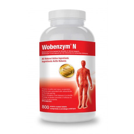 Wobenzym N - 800tabs - Douglas Labratories - Health & Body Nutrition