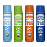 Organic Lip Balm - 4g - Dr. Bronner's - Health & Body Nutrition
