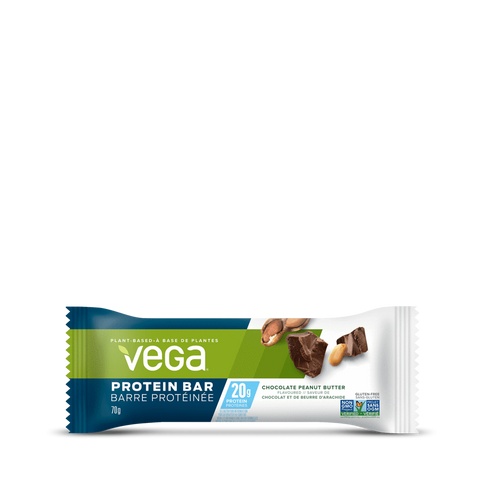 VEGA Protein Bar - Chocolate Peanut Butter - Vega - Health & Body Nutrition