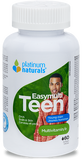 Easymulti Teen Young Men - 60gels - Platinum Naturals - Health & Body Nutrition