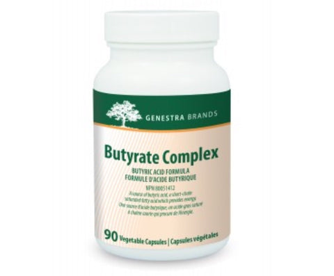 Butyrate Complex - 90vcaps - Genestra - Health & Body Nutrition