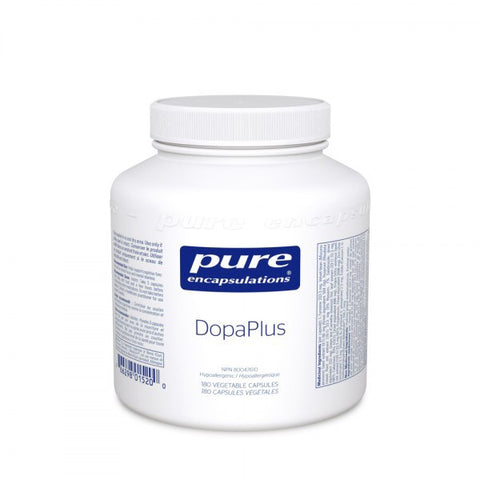 DopaPlus - 180vcaps - Pure Encapsulations - Health & Body Nutrition