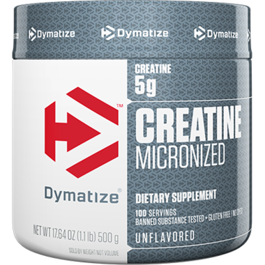 Creatine Micronized - 500g - Dymatize