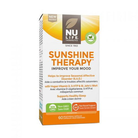 Sunshine Therapy - 60caps - NuLife - Health & Body Nutrition