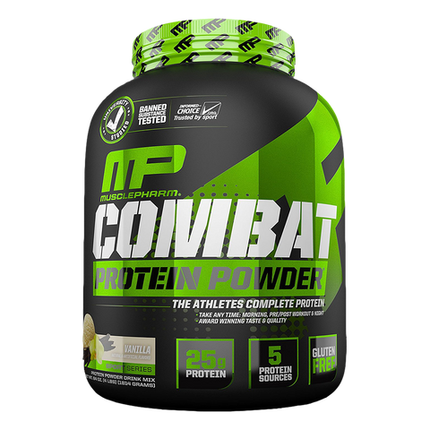 Combat Protein 4LB - Musclepharm - Health & Body Nutrition