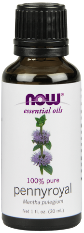 Pennyroyal Essential Oil - 30ml - Now - Health & Body Nutrition